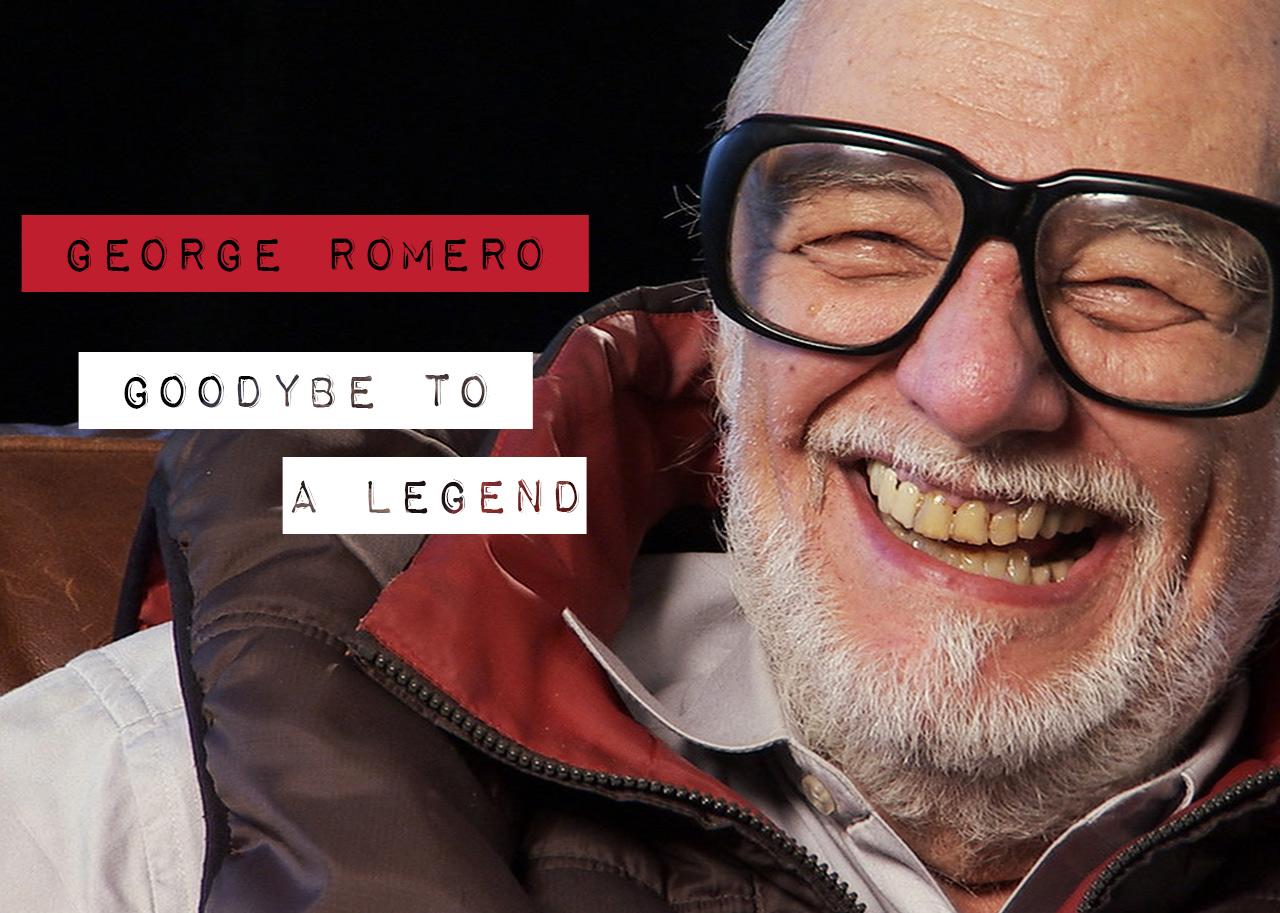 RIP George Romero