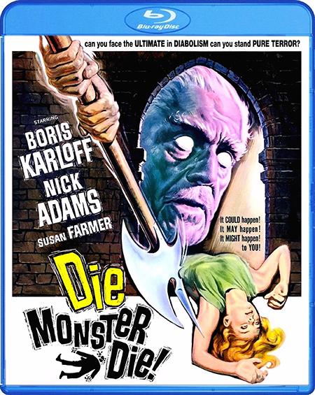 Die Monster Die!
