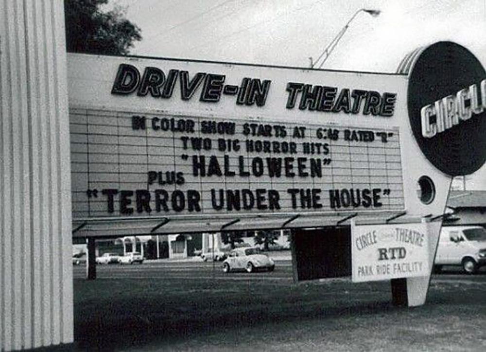 Halloween 1978 Marquee