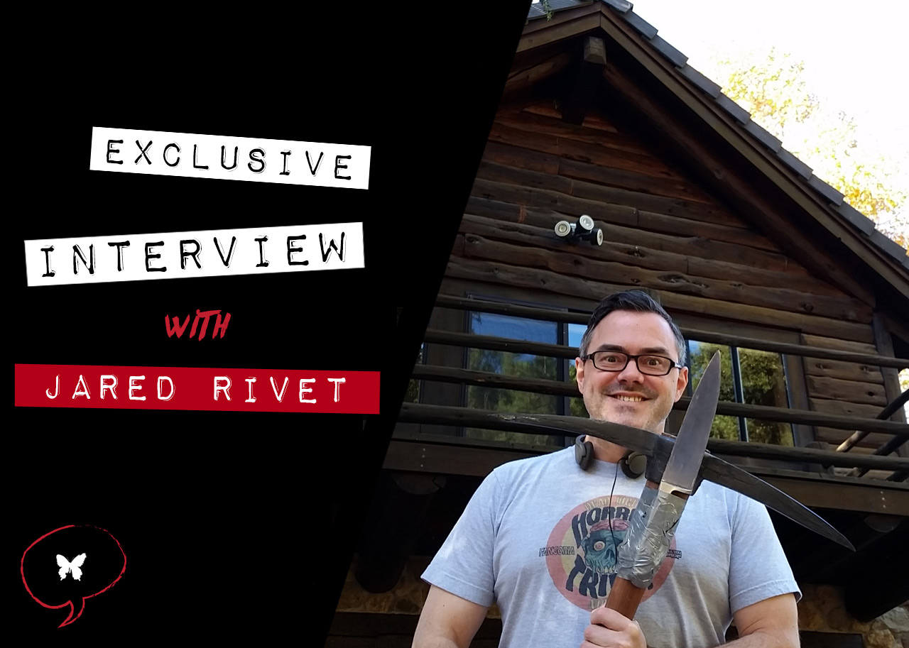 Jared Rivet Interview