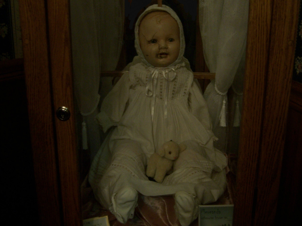 Mandy the Haunted Toy