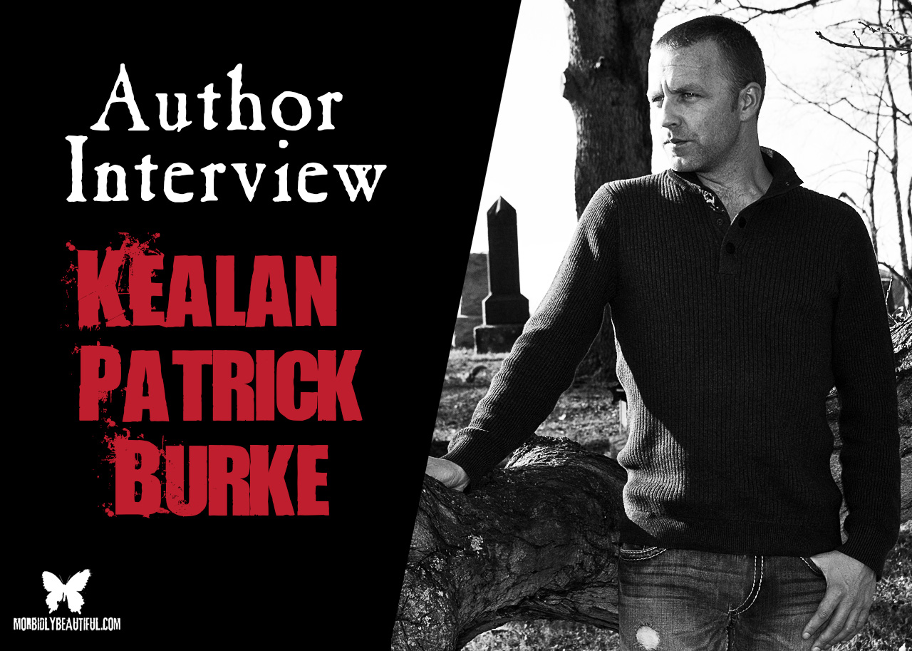 Author Interview Kealan Patrick Burke
