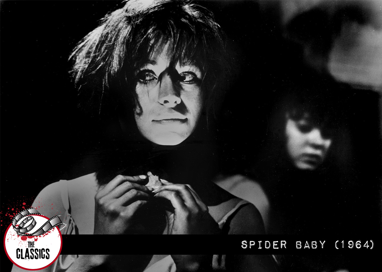 Spider Baby Review