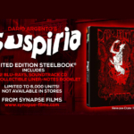 Synapse 4K Remaster of Suspiria on Blu-ray