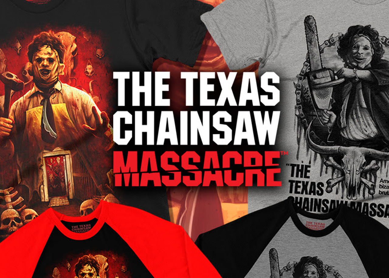 Terror Threads Texas Chainsaw Massacre
