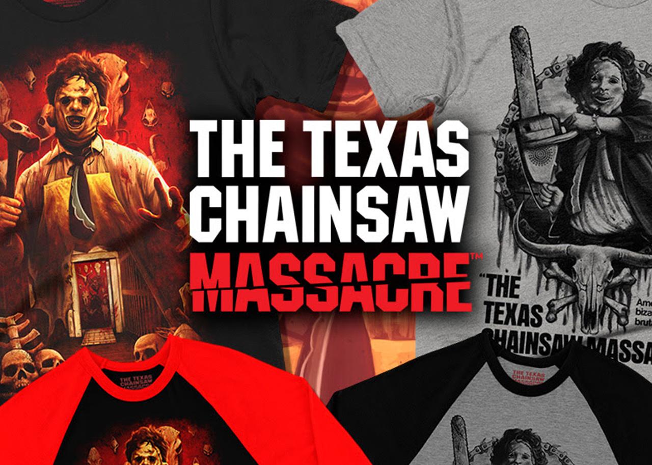 Terror Threads Texas Chainsaw Massacre