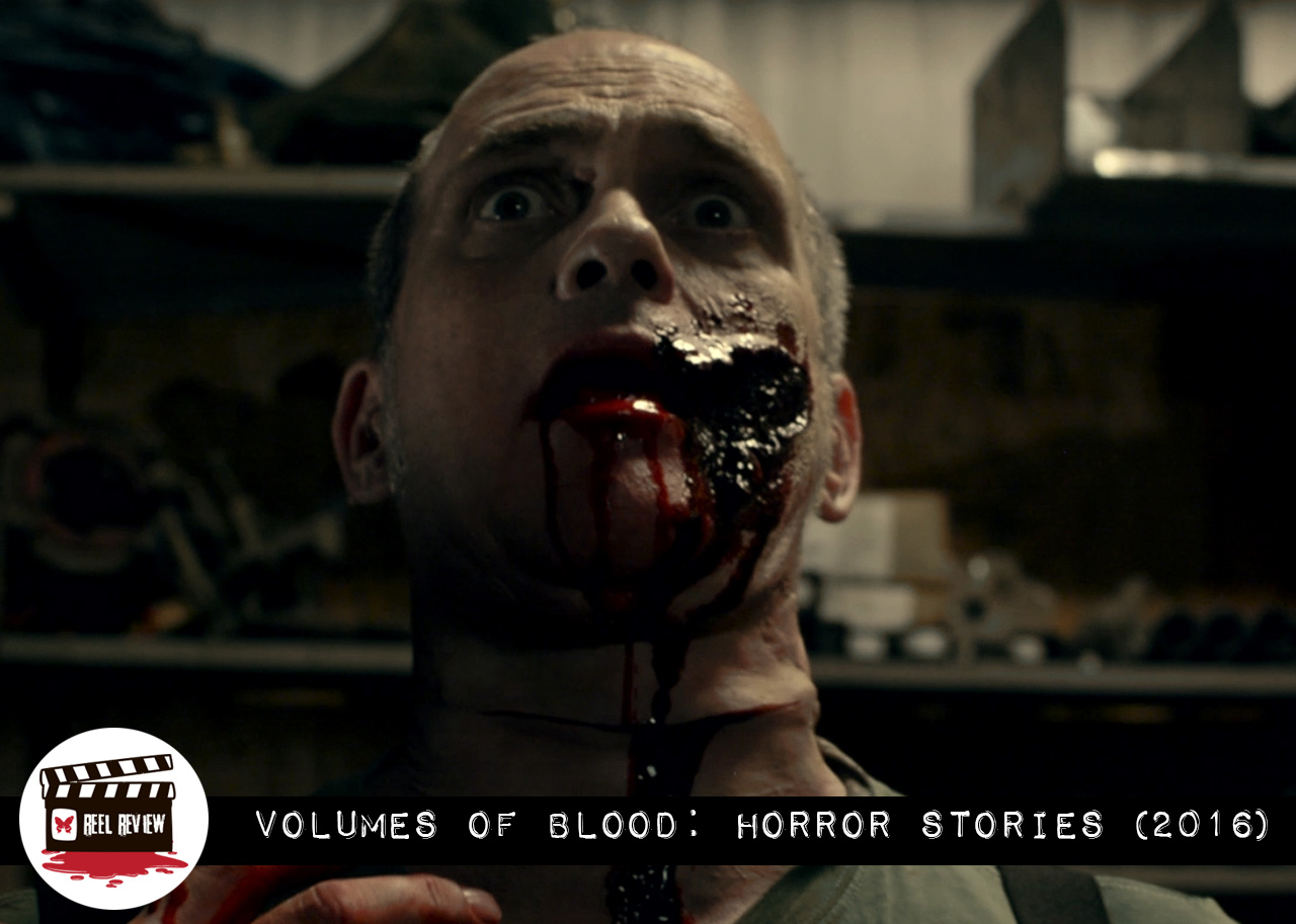 Volumes of Blood Horror Stories