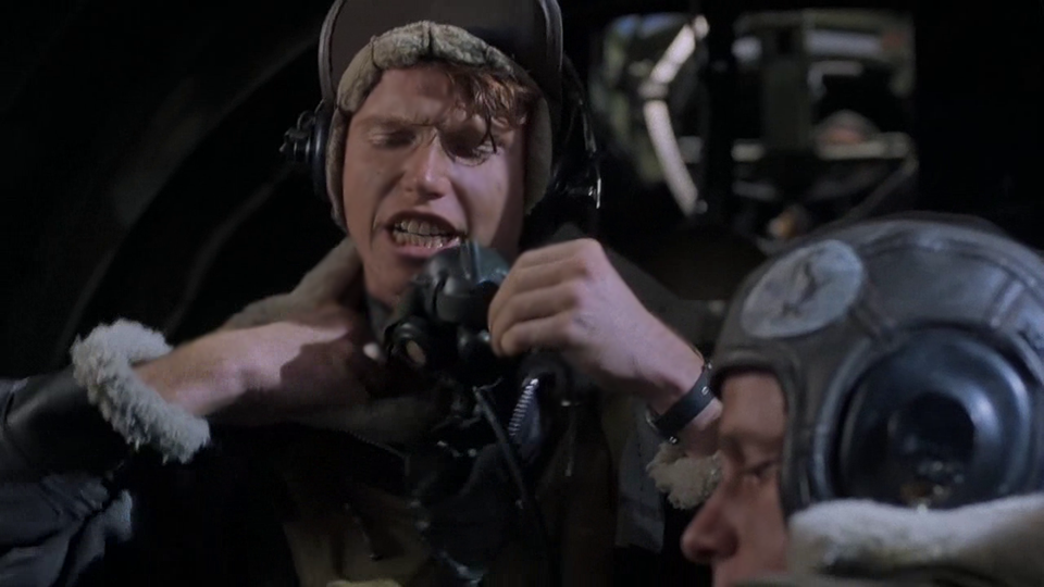 Courtney Gains, Memphis Belle