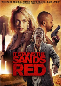 It Stains the Sands Red