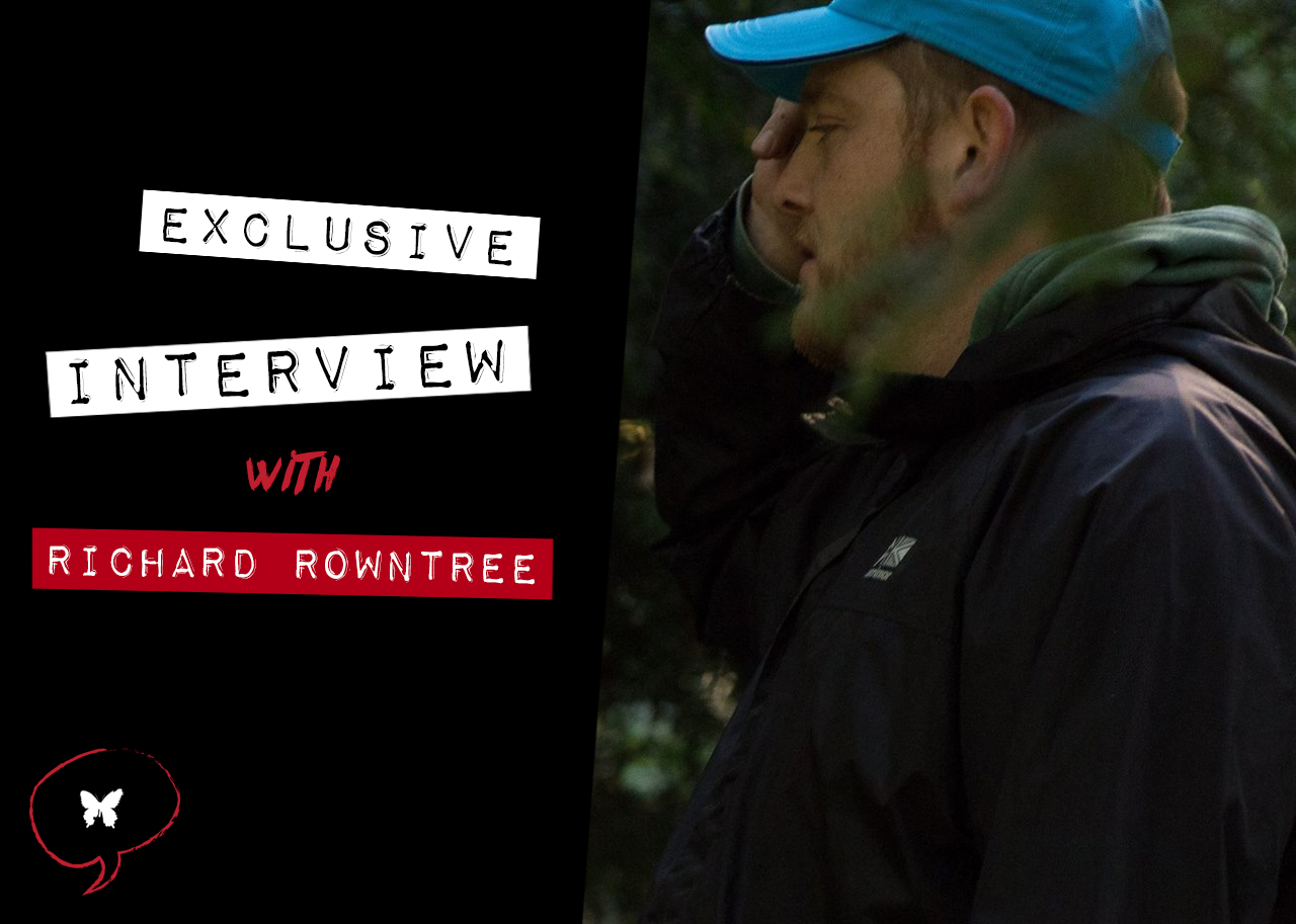 Richard Rowntree Interview