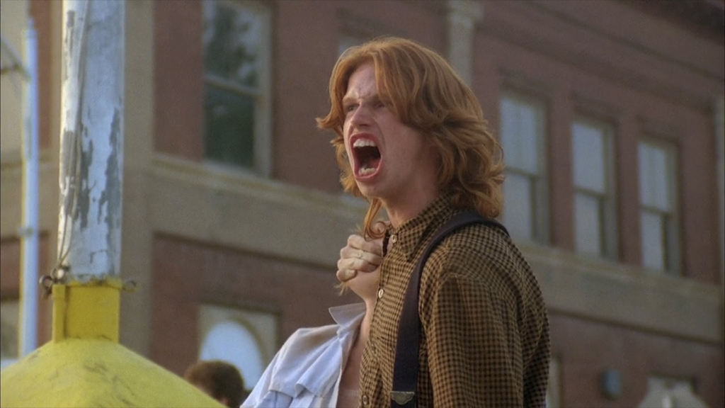 Courtney Gains, Children of the Corn