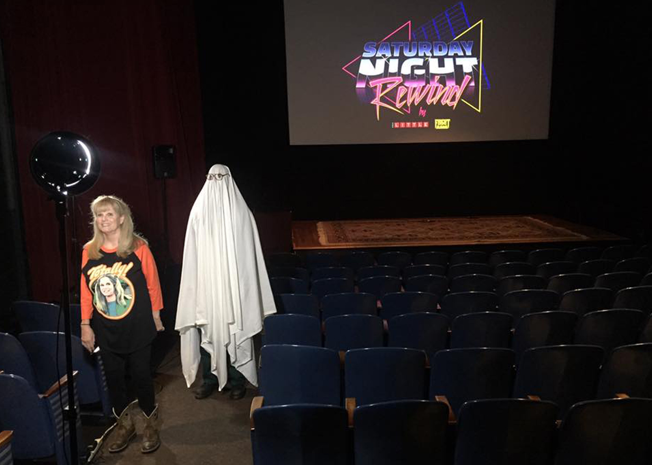 PJ Soles at Halloween Screening