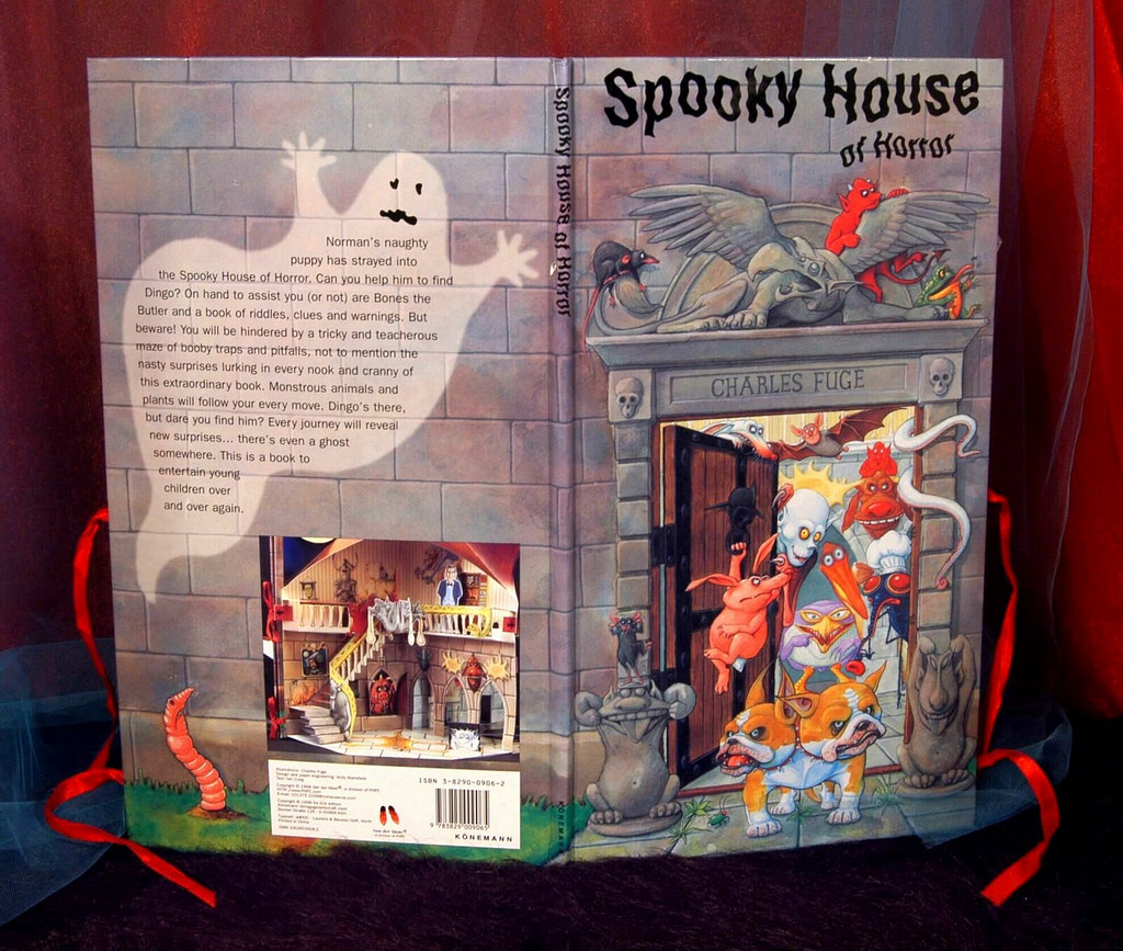 Spooky House of Horror