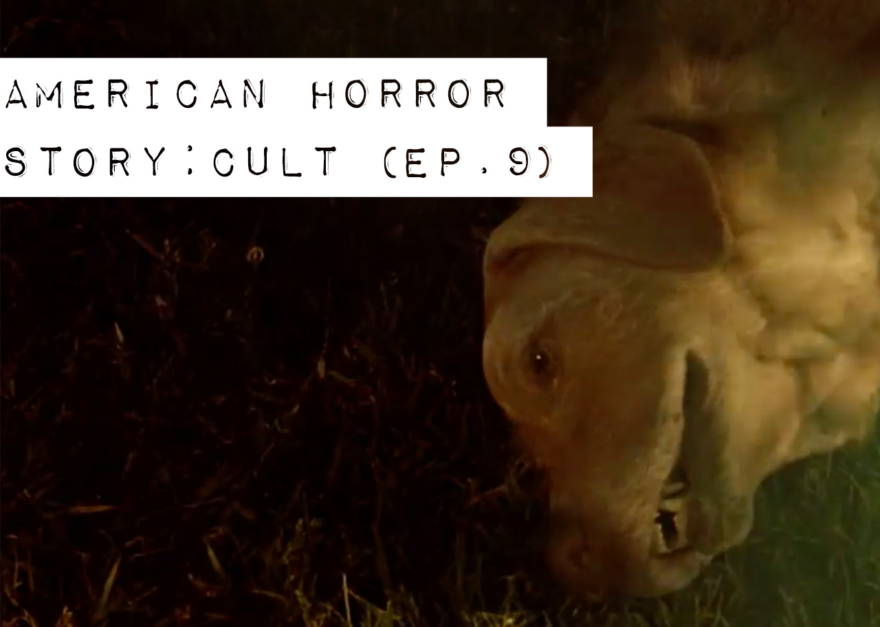 American Horror Story Cult Episode 9