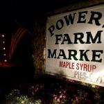 A Halloween Trip to Powers Farm Market