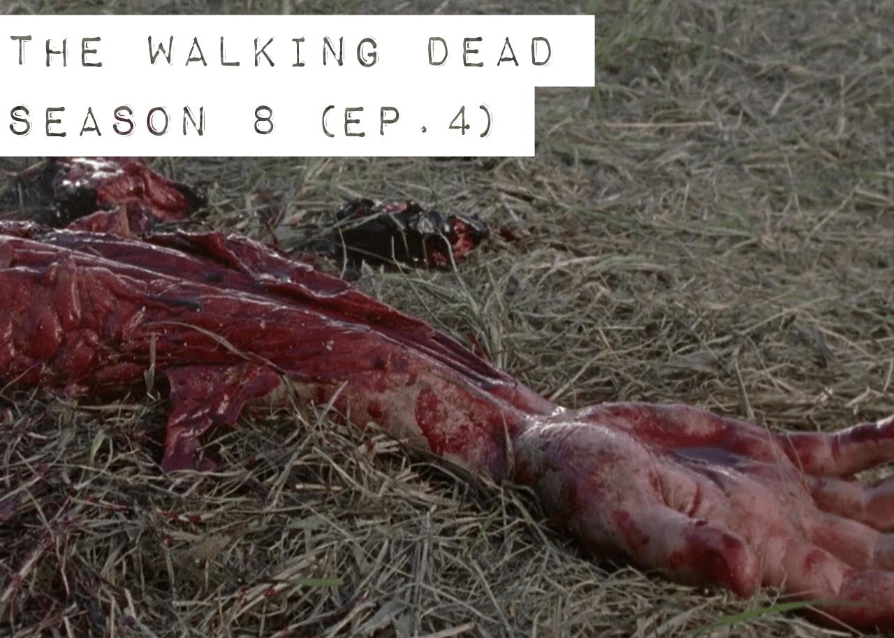 The Walking Dead Season 8 Episode 4