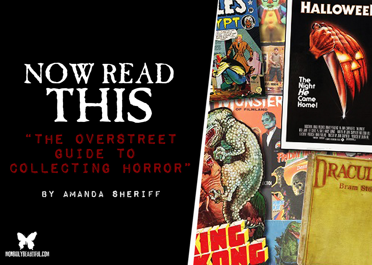 Overstreet Guide to Collecting Horror