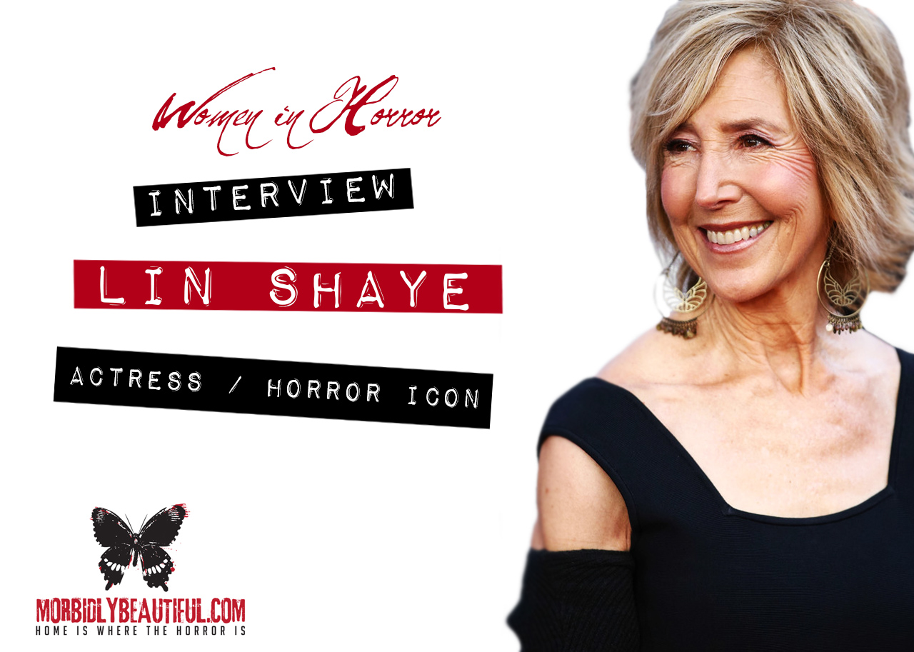 Lin Shaye Interview