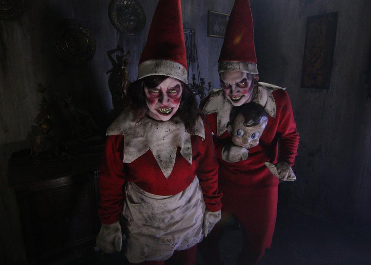 Krampus: A Haunted Christmas