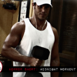 Horror Short: Midnight Workout