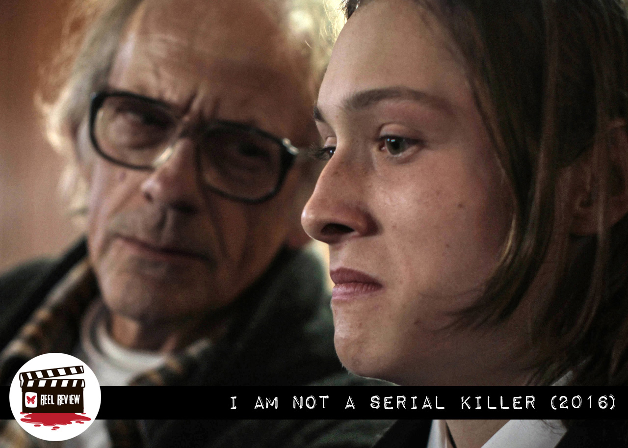 I Am Not a Serial Killer Review