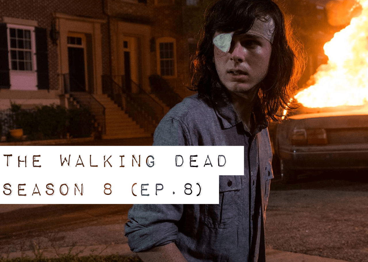 The Walking Dead Season 8 Episode 8