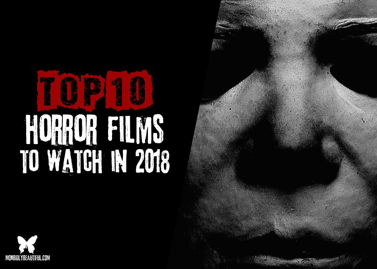 Anticipated Horror 2018