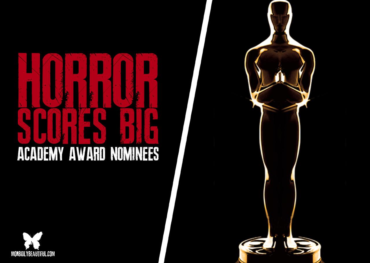 Horror at the Oscars