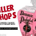 Killer Shops: Demonic Pinfestation