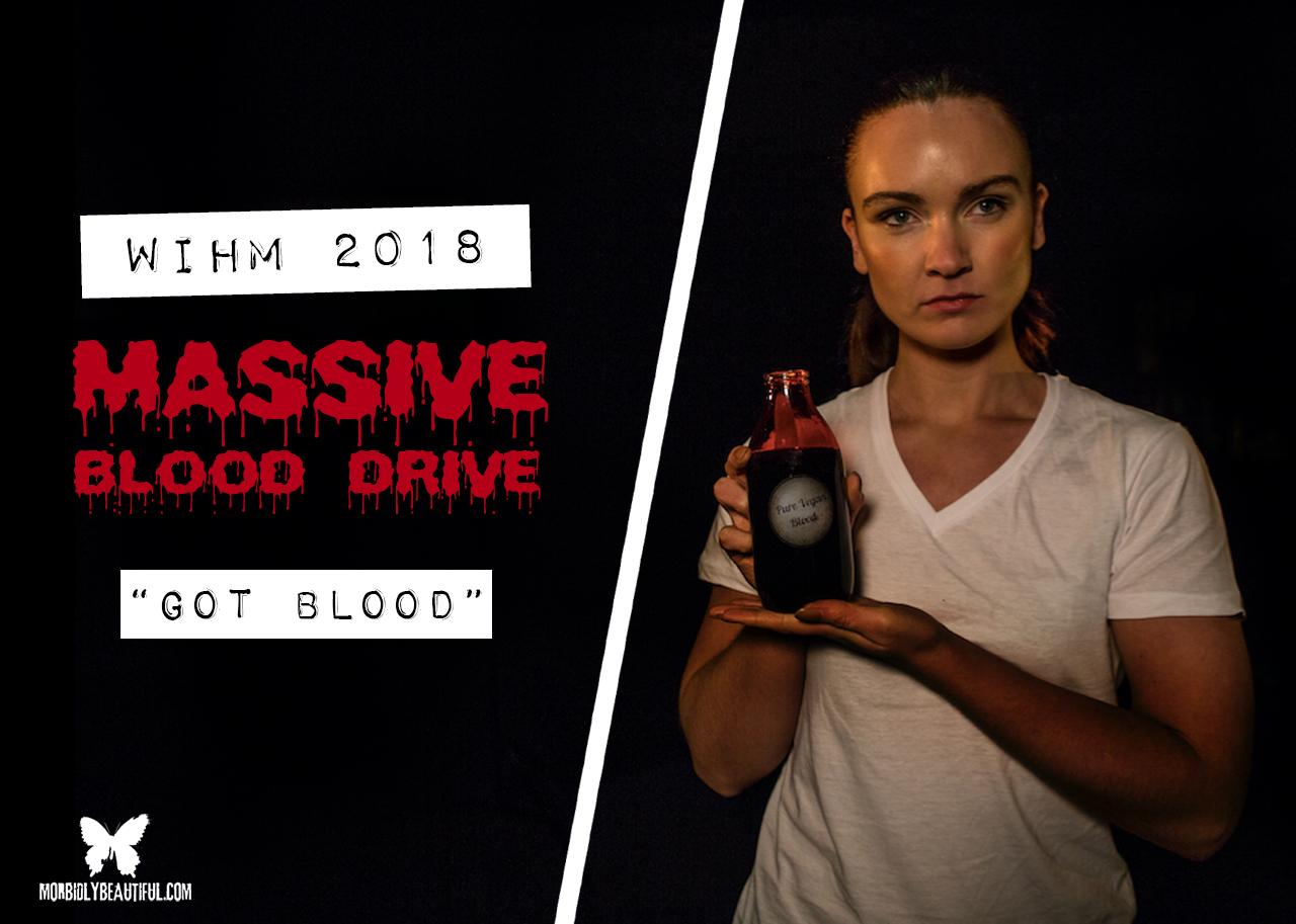 """Blood Drive PSA """"Got Blood"""""""