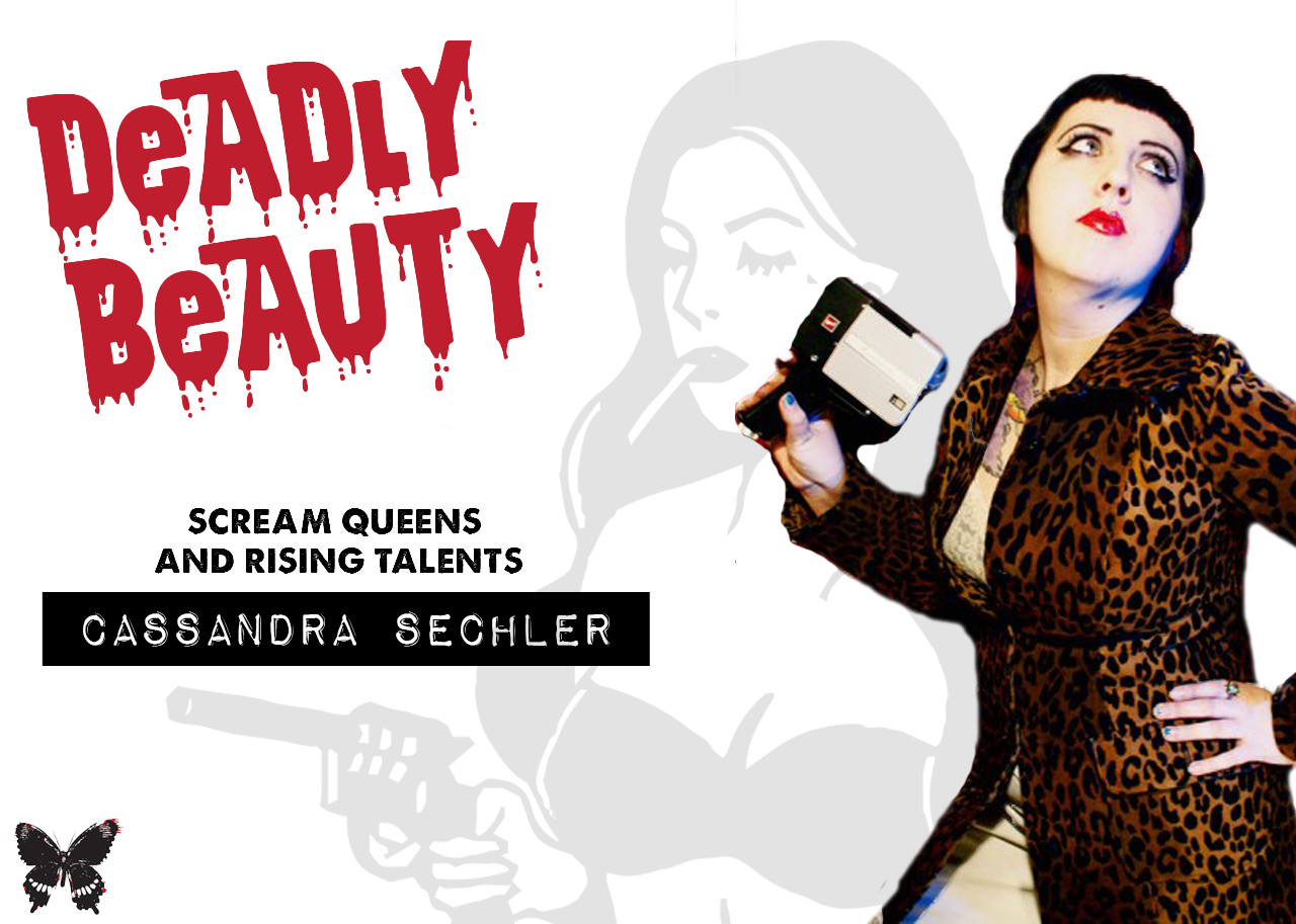 Deadly Beauty Cassandra Sechler
