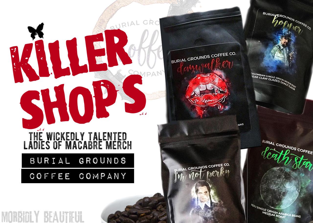 Burial Grounds Coffee