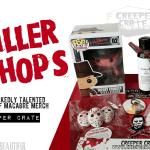 Killer Shops: Creeper Crate (Subscription Box)