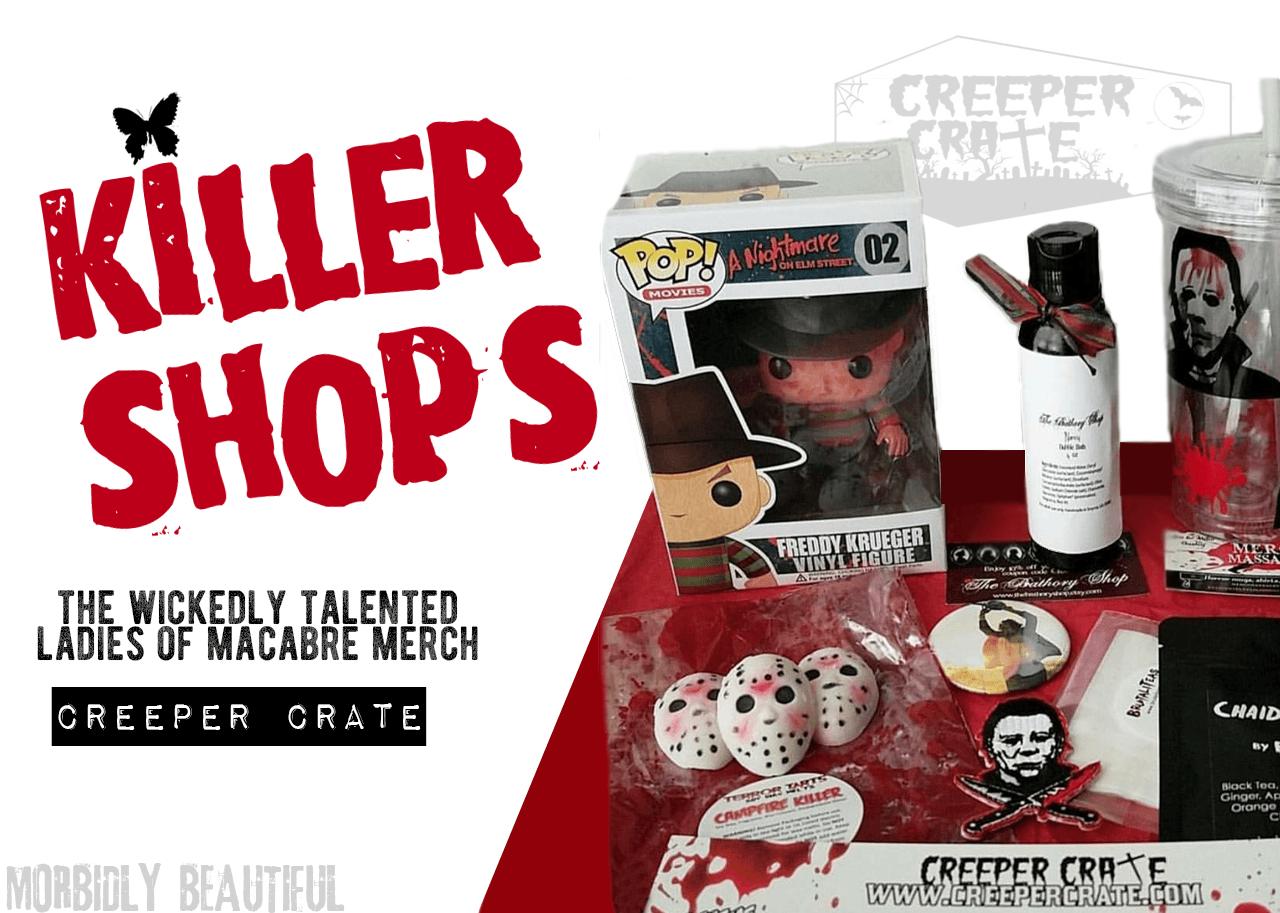 Creeper Crate
