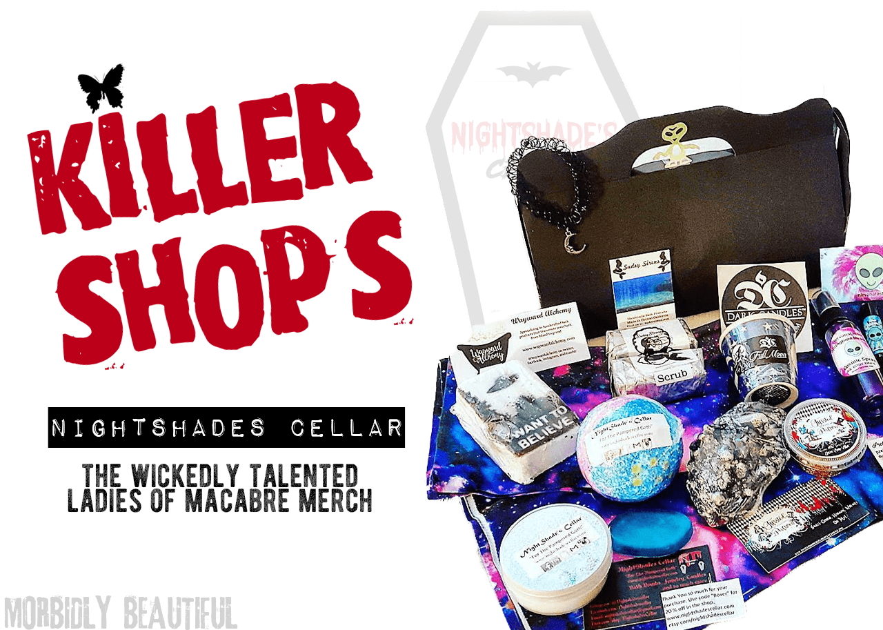 Killer Shop Nightshade's Cellar