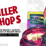 Killer Shops: Rebel Potions (Bath Bombs and More)