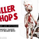 Killer Shops: Slashes and Stitches