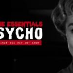 Eerie Essentials: Psycho (1960)