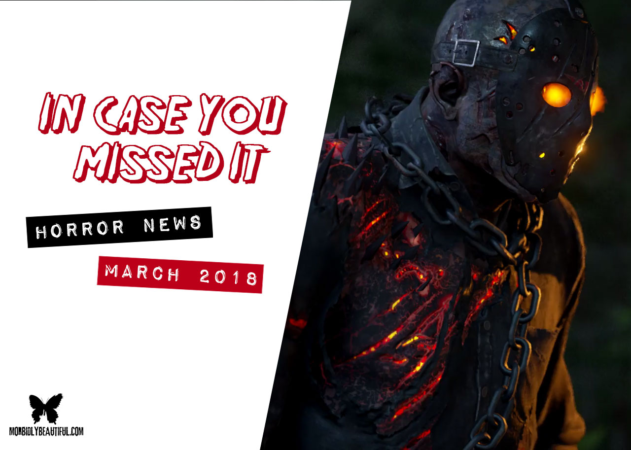 In Case You Missed It March 2018