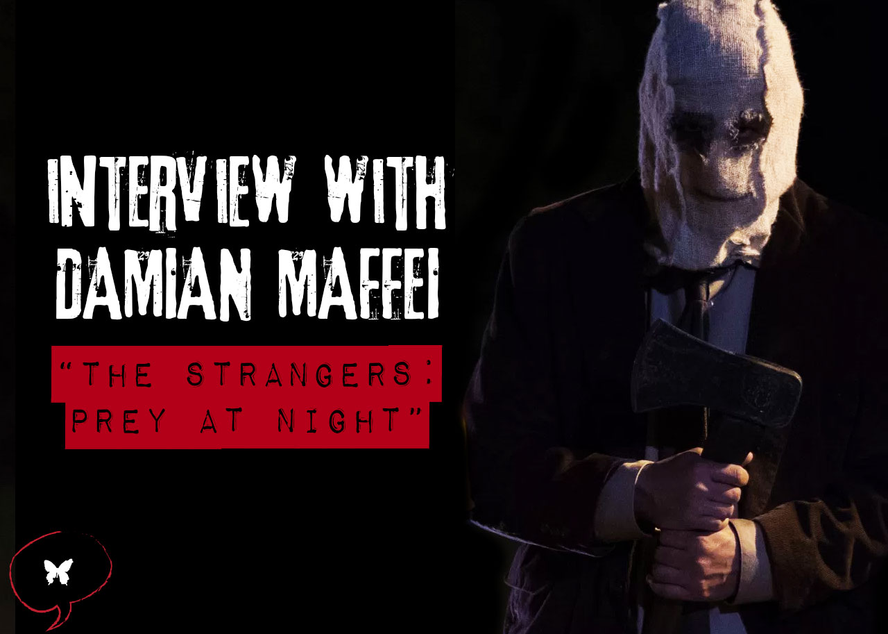 Damian Maffei Strangers Prey at Night