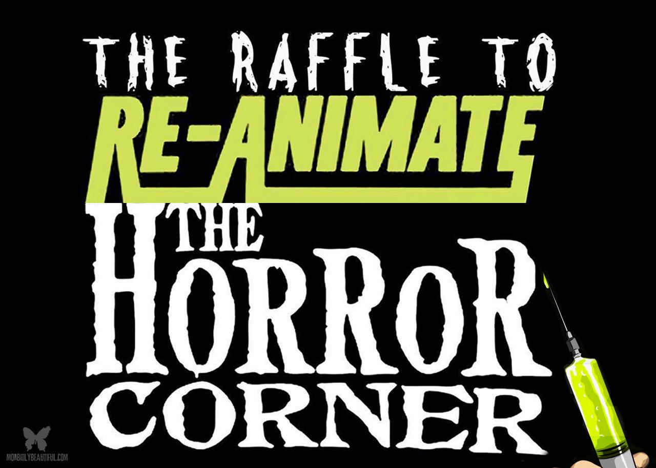 Horror Corner Mega Raffle