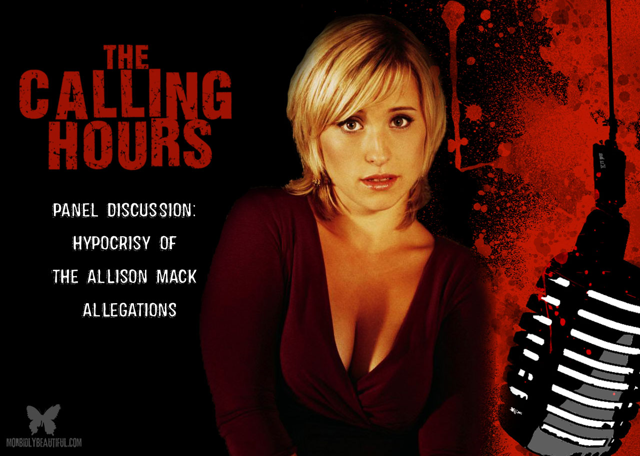 Calling Hours Allison Mack