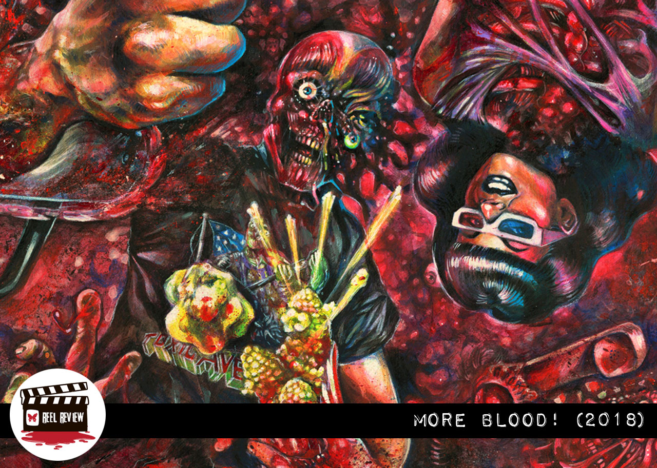 More Blood! Review