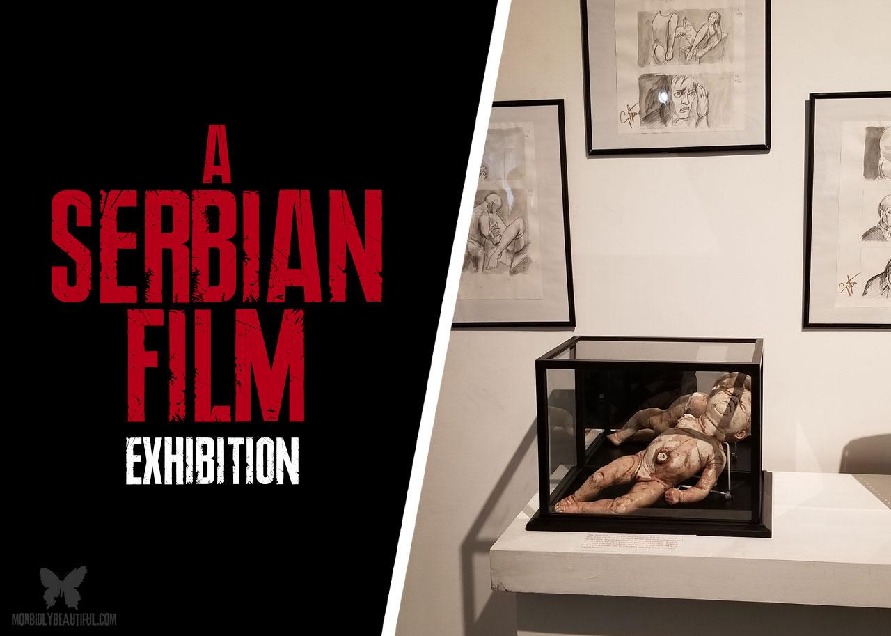 Tags: A Serbian Film A Serbian Film Exhibition aleksandar radivojevic  extreme horror jelena gavrilovic srdan todorovic Srdjan Spasojevic Stephen  Biro ...