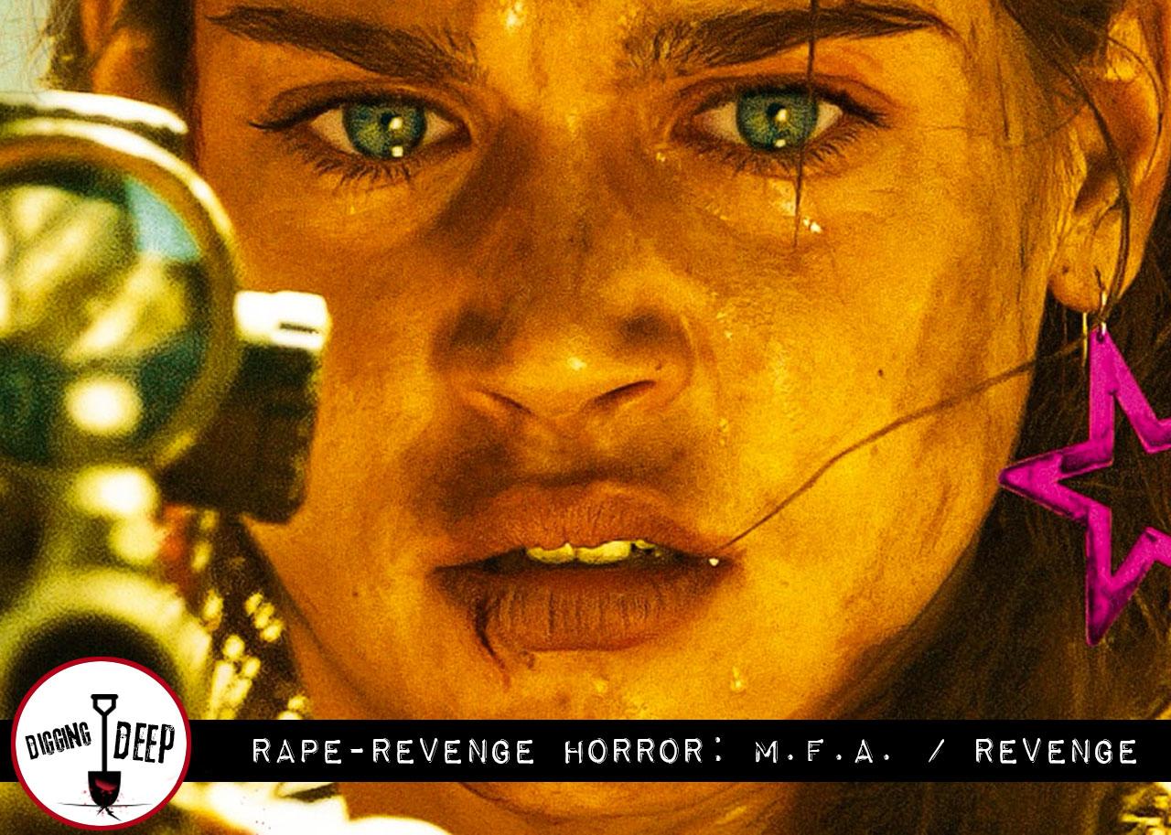 rape revenge horror