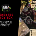 Monster's Toy Box: Cryptid Crate