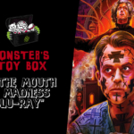 Monster's Toy Box: In the Mouth of Madness Blu-Ray