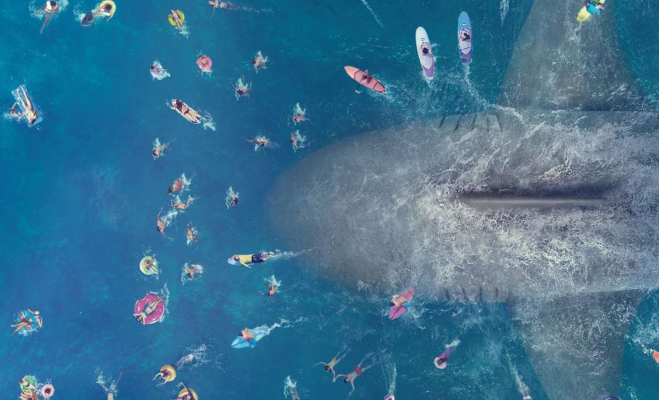 Reel Review: The Meg (2018) — Morbidly Beautiful