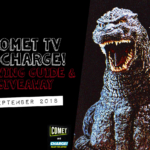 Killer Content and Prizes from Comet TV and Charge!