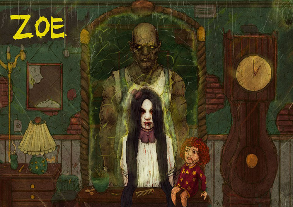 Horror Based Escape Room Quot Zoe Quot Comes To Vegas Morbidly